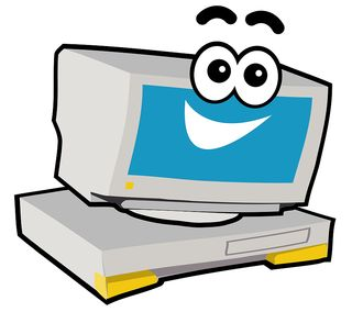 Bigstock_Computer_Character_-_Smile_281567