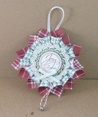 B-day ornament