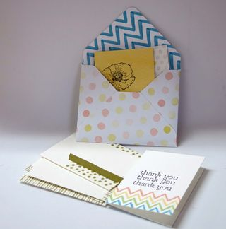 Mini Cards with Envelope